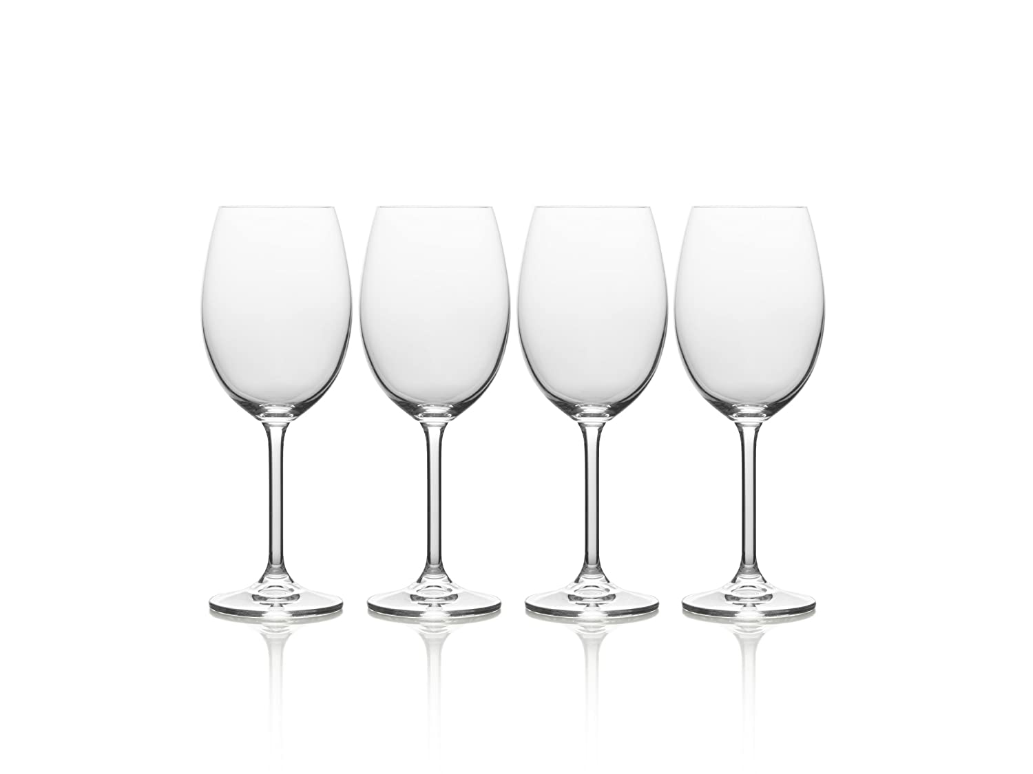 Mikasa Julie Bordeaux Wine Glass, 21.5-Ounce, Set of 4 5191916