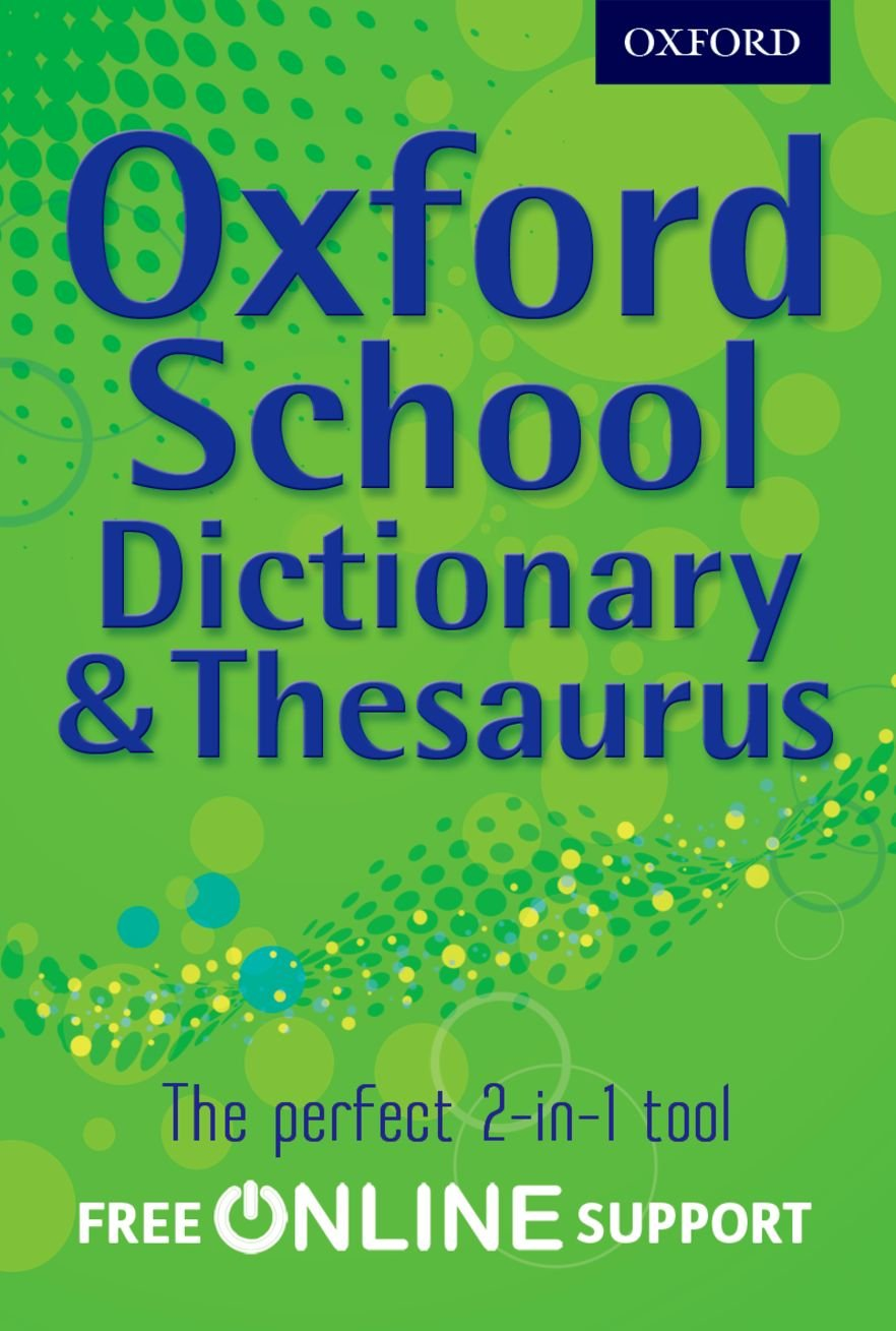 Oxford Combined Dictionary/Thesaurus 2012: Amazon co uk