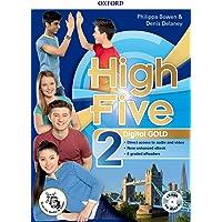 High five. Digital gold. Per la Scuola media. Con e-book. Con espansione online [Lingua inglese]: 2