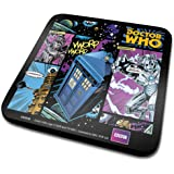 "Doctor Who CS00157 ""Comic Strip"" Coaster"