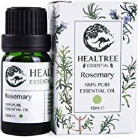 HEALTREE Rosemary Essential Oil - Australian 100% Pure & Natural Essential Oils   for Hair Care, Skincare, Air Purifier…