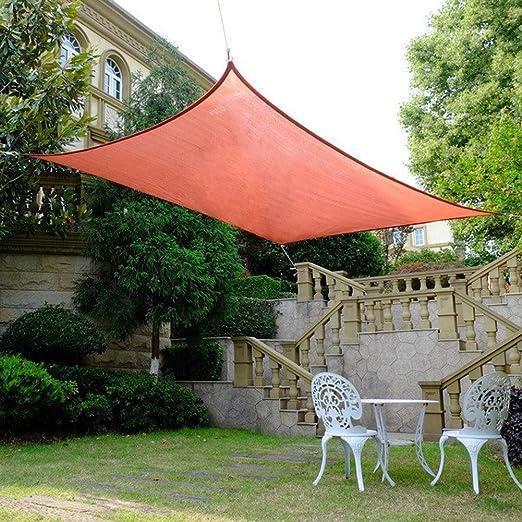 XUELIEE - Toldo para jardín, toldo para Parasol - 98% protección ...