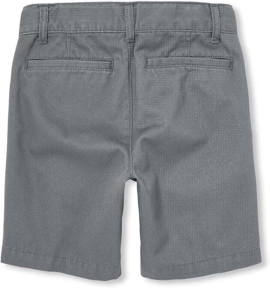The Children's Place Boys' Uniform Chino Shorts: Clothing