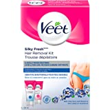 Veet Hair Removal Kit, Bikini, Sensitive Skin (Packaging May Vary),2 x 50 ml