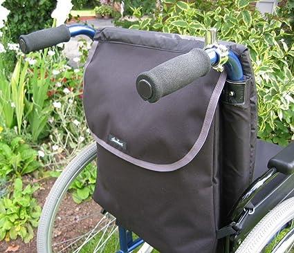 Chelsea de bolsa de mochila para silla de ruedas
