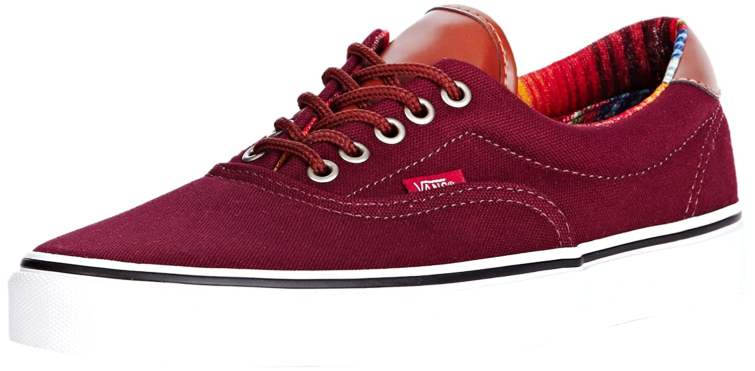 7bfedb76a8a Vans Era 59 (C L Port Royale Multi Stripe) Mens Skate Shoes  Amazon.ca   Shoes   Handbags
