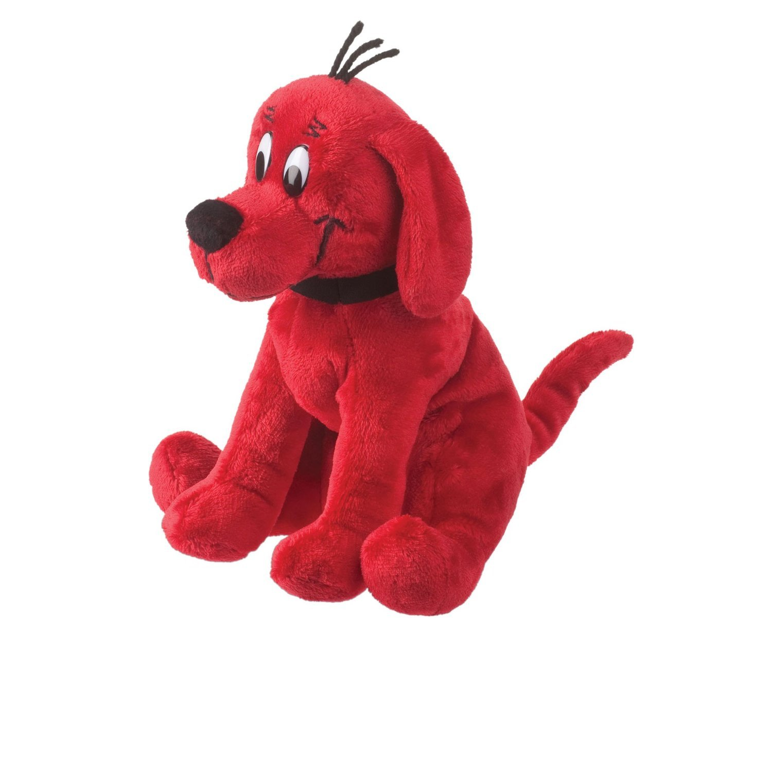 Douglas Toys Clifford Small Sitting,red,8""