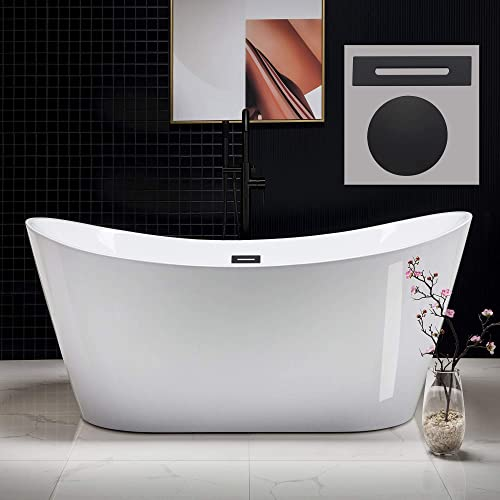 WOODBRIDGE B0010-MB-Drain O Bathtub