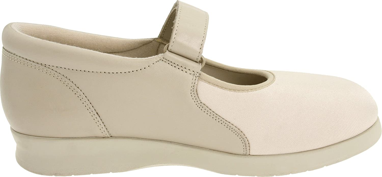 Drew Shoe Women's Bloom II B003YUKSHI 11 XW US|Bone Stretch