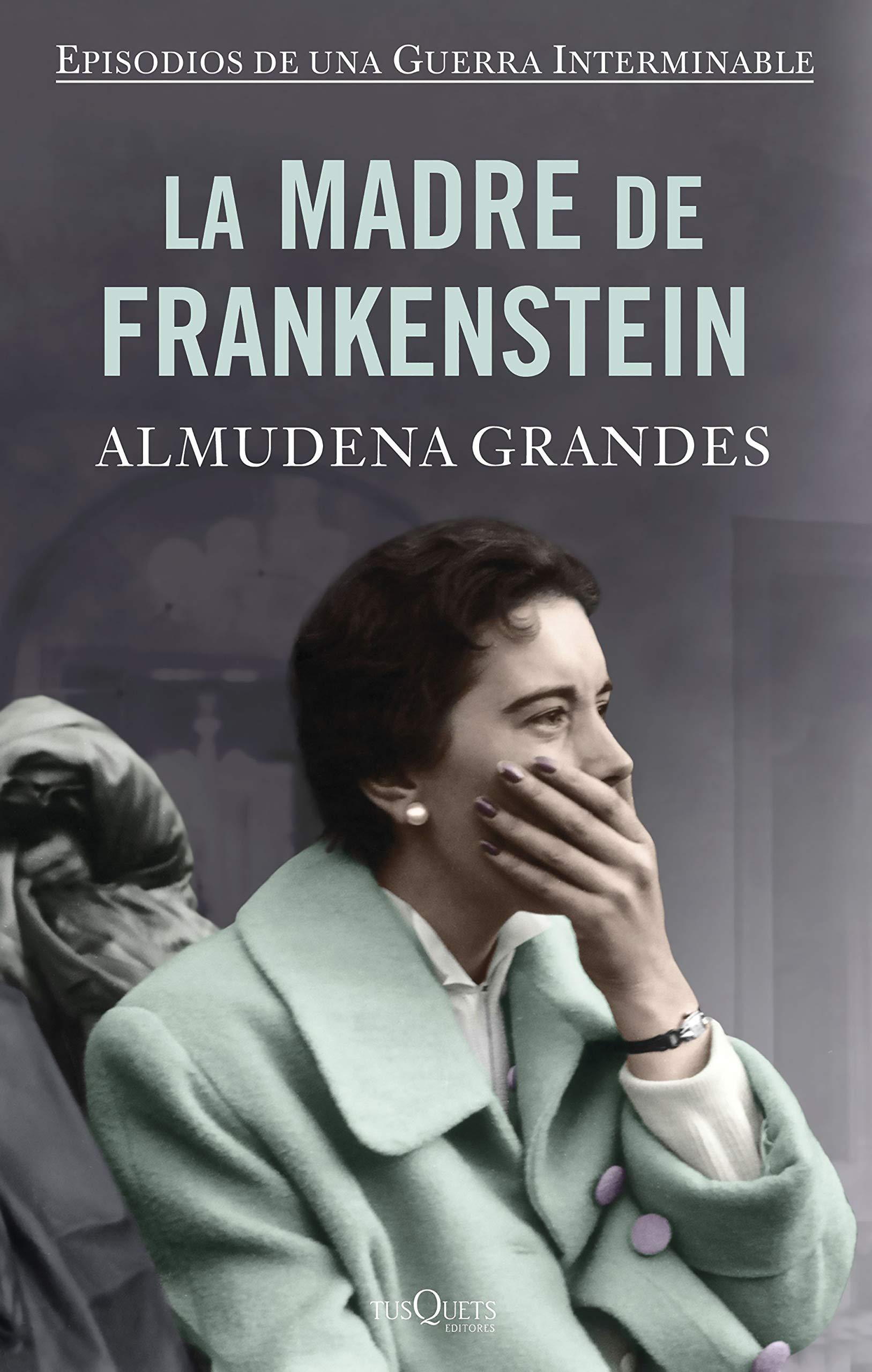 La madre de Frankenstein (tapa dura) (Andanzas): Amazon.es ...