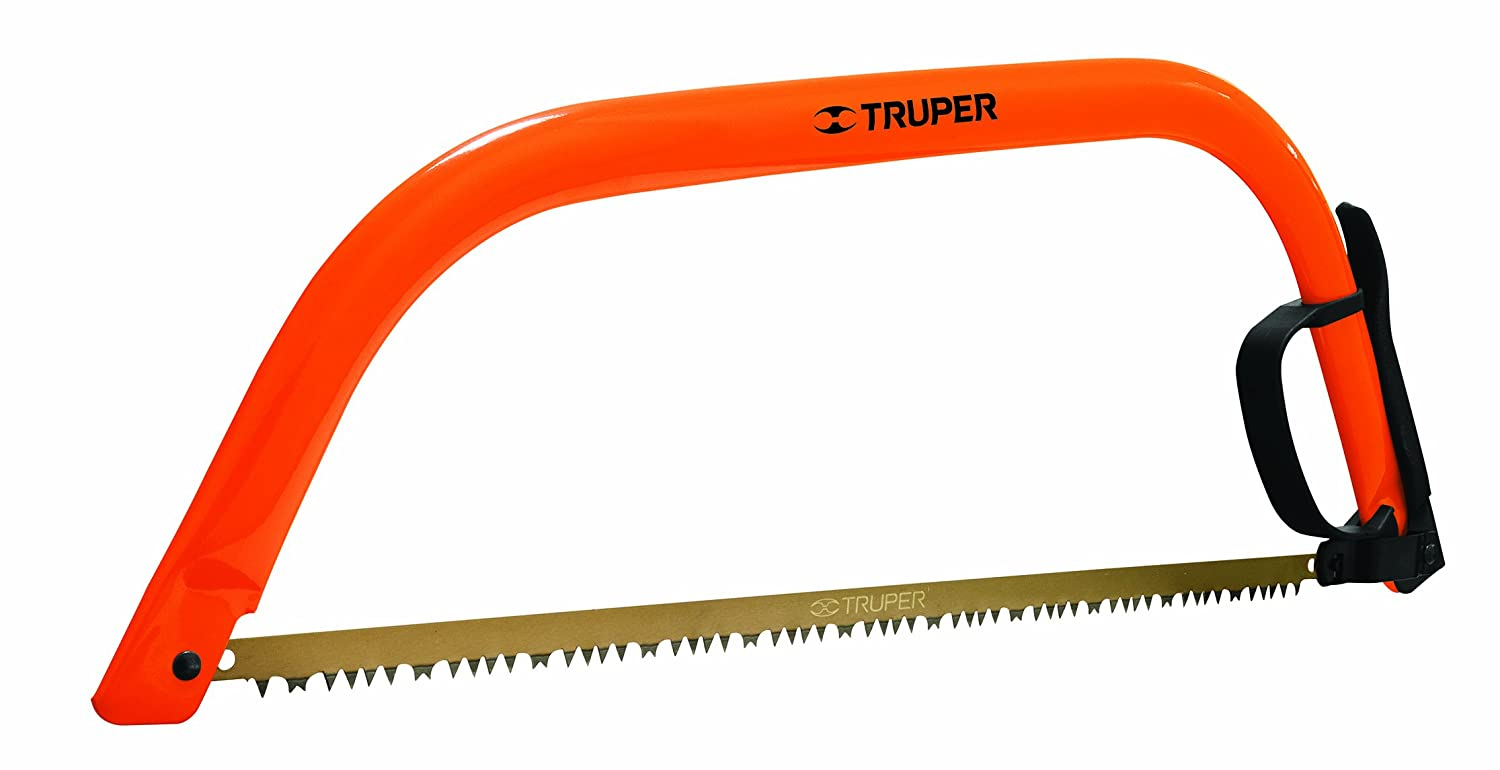 Amazon truper 30257 steel handle bow saw 24 inch blade hand amazon truper 30257 steel handle bow saw 24 inch blade hand pole saws garden outdoor greentooth Choice Image