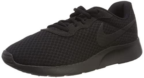f7f72b0d32b NIKE Men s Tanjun Black Black Anthracite Running Shoe 6 Men US