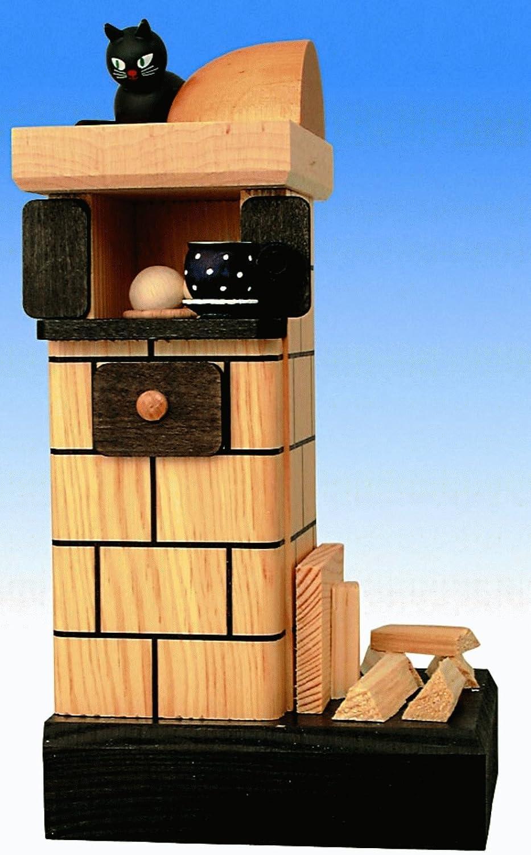 KWO Wood Stove German Smoker SMK758X07