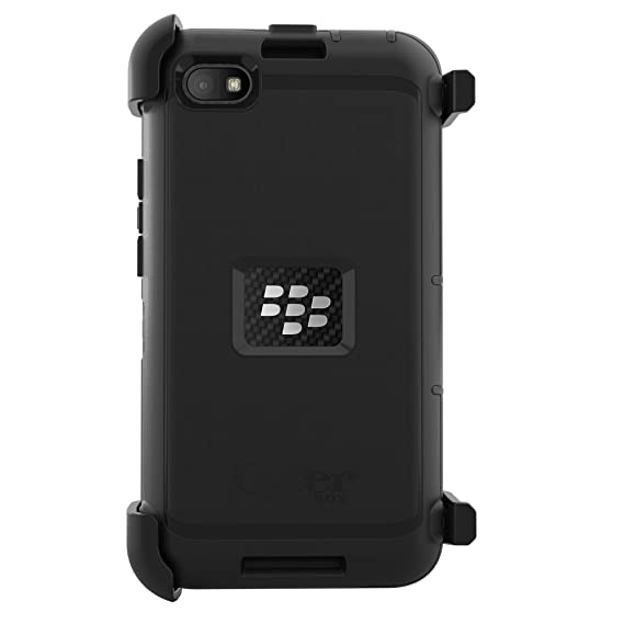 new product ac3ae daec2 OtterBox Defender Series Case for BlackBerry Z30 - Retail Packaging ...