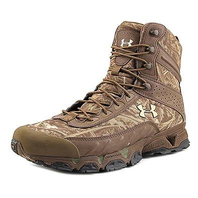 Under Armour Valsetz Men's 8 Inch Tactical Boots, Timber/Desert, ...