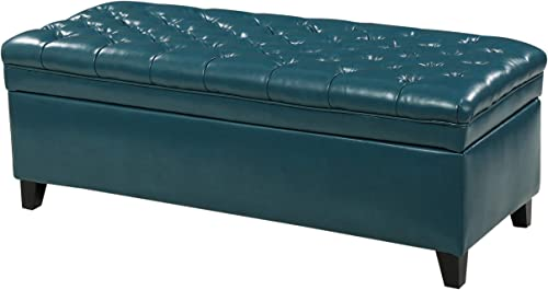 Christopher Knight Home Juliana PU Storage Ottoman