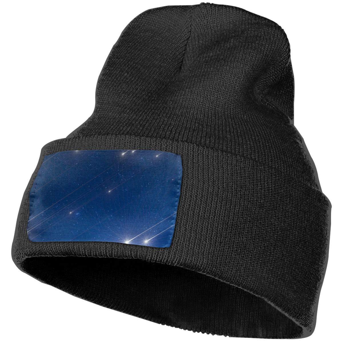 Horizon-t Meteor Shower Unisex 100/% Acrylic Knitting Hat Cap Fashion Beanie Hat