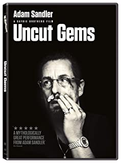 Book Cover: UNCUT GEMS