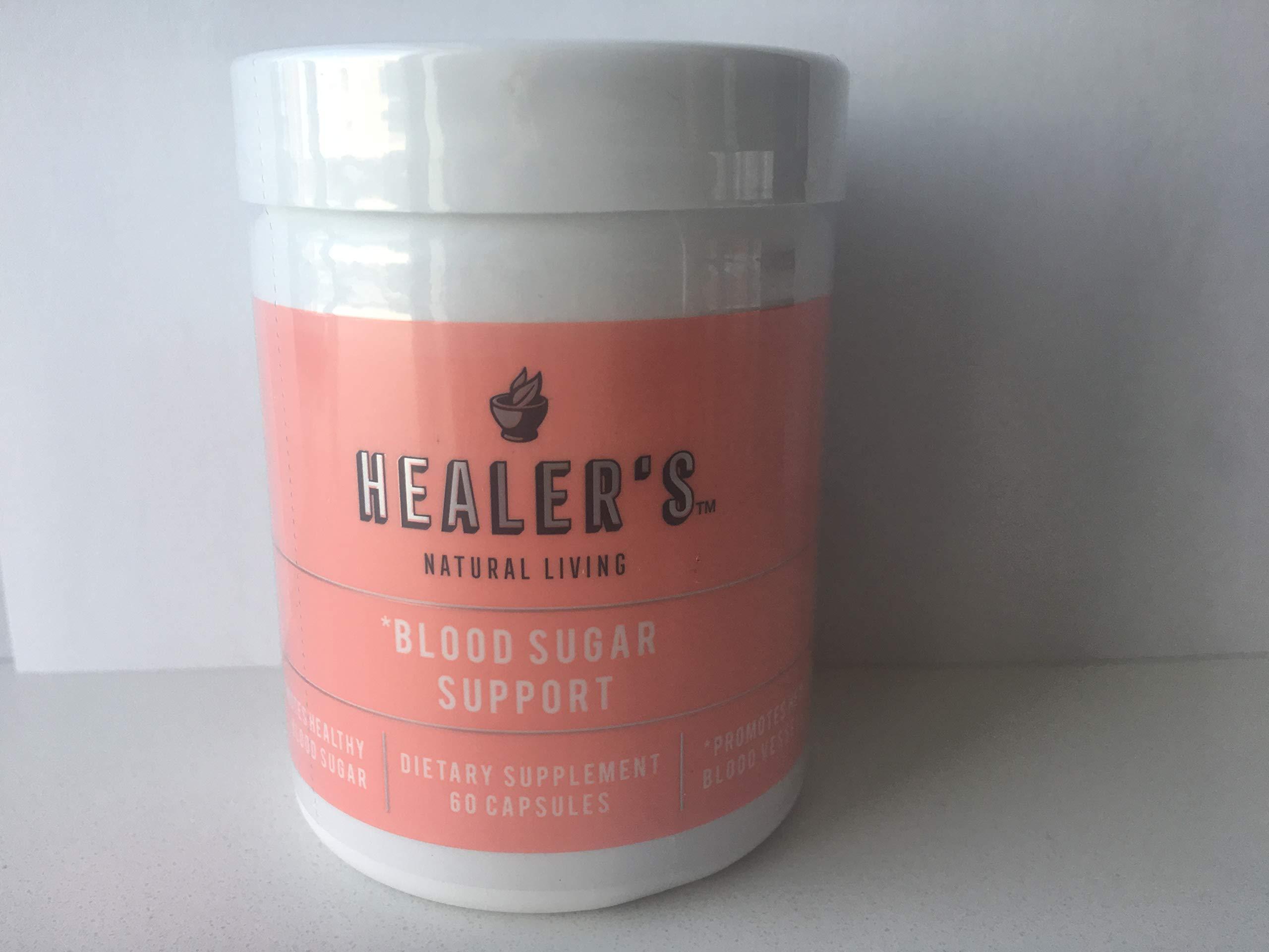 Healer's Blood Sugar Support (3)