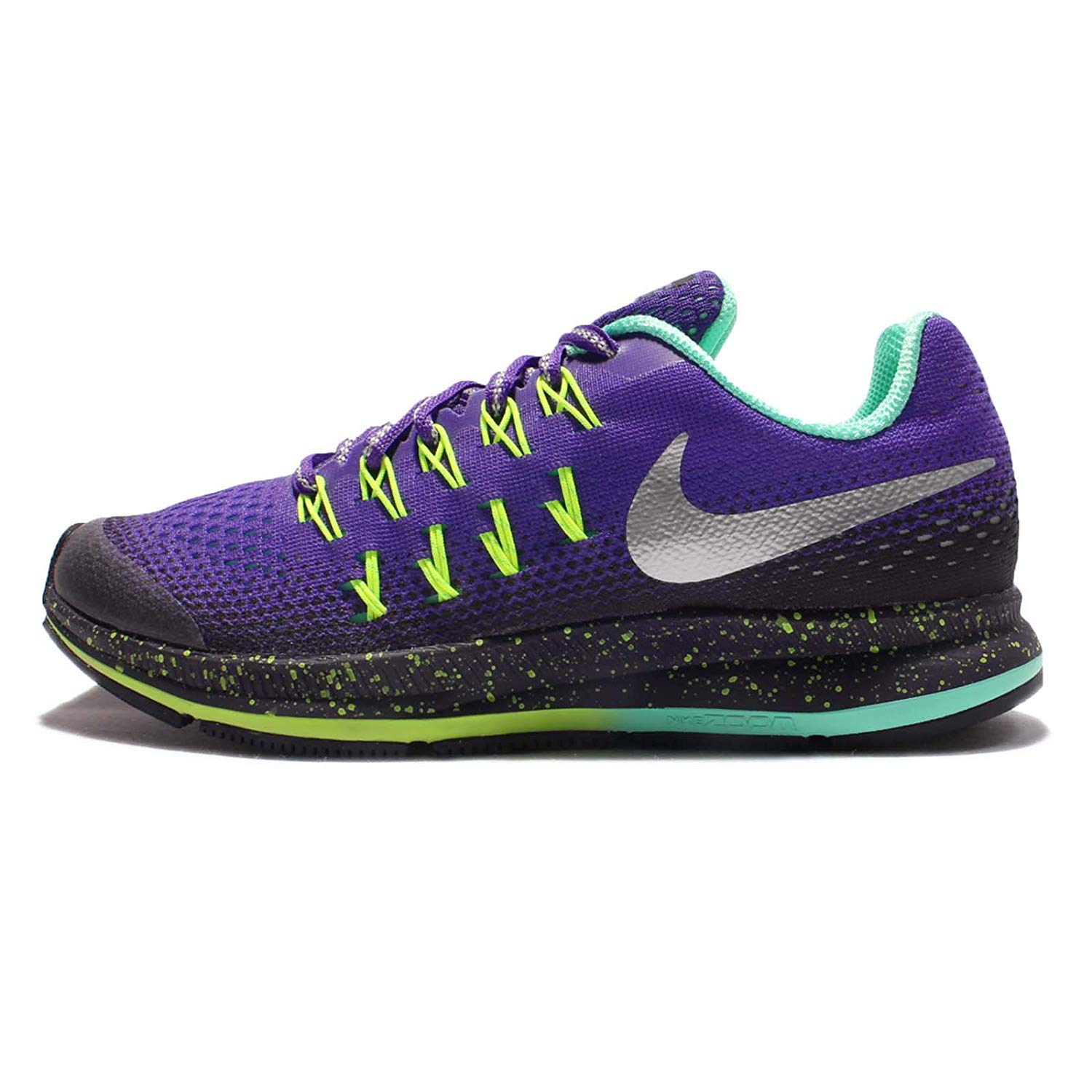 07c29789bd59 Amazon.com  NIKE Kid s Zoom Pegasus 33 Shield GS