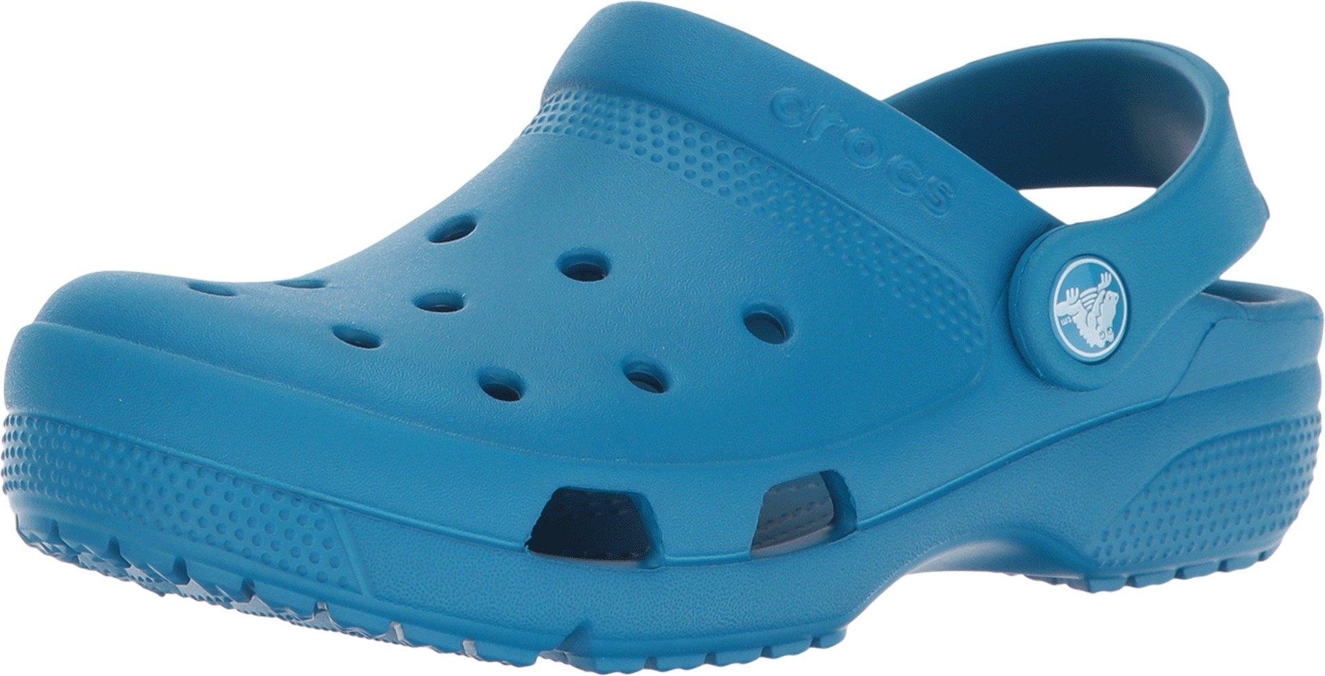 Crocs Kids Unisex Coast Clog (Toddler/Little Kid) Ultramarine 10 M US Toddler