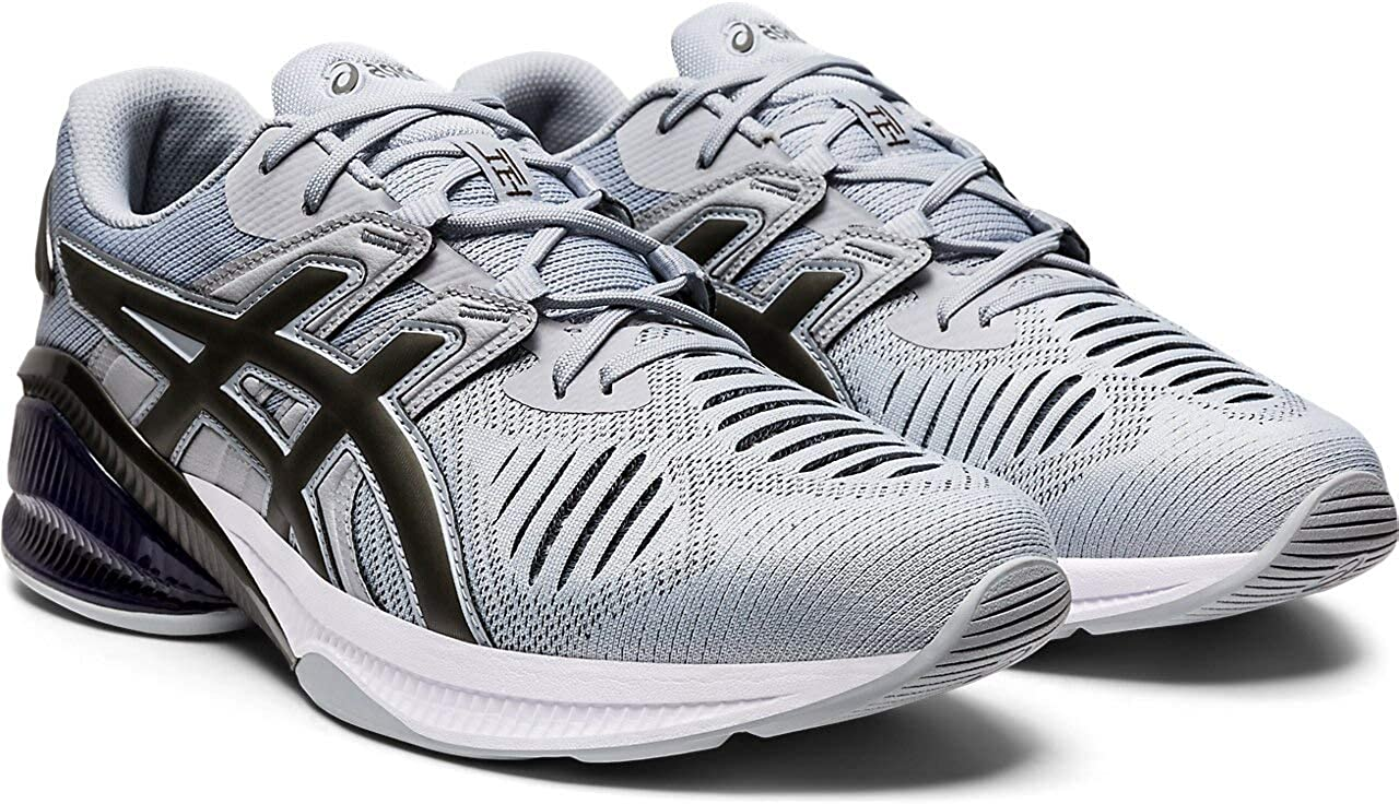 Asics 1021a184-020_43,5, Zapatilla de Trail Running para Hombre, Gris, 43.5 EU: Amazon.es: Zapatos y complementos