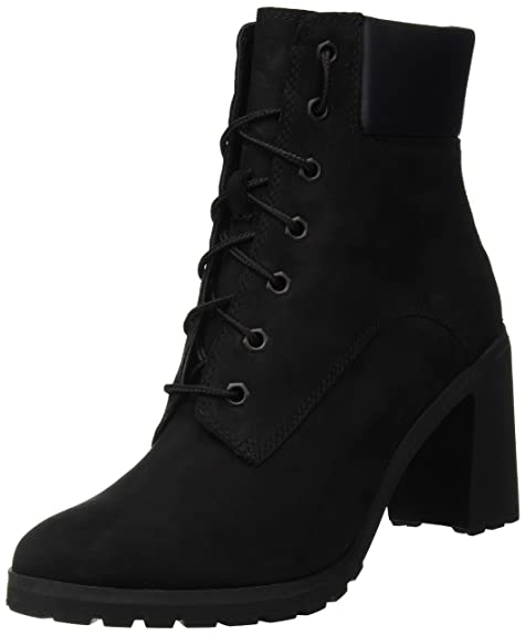 ffaa9eb19b2 Timberland Women s Allington 6in Lace Up (Wide Fit) High Boots ...