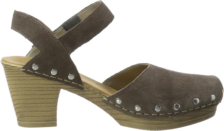 Rieker Damen 66761 Geschlossene Sandalen: : Schuhe OGbiZ