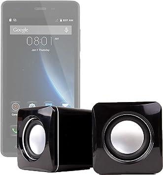 Mini altavoces móvil USB para Doogee X5, X5S y X5 Pro Smartphone ...