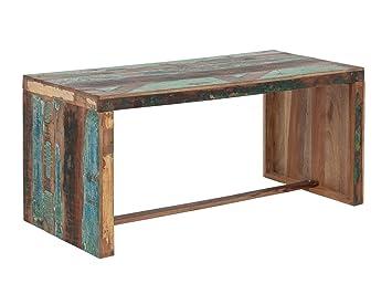 Woodkings Schreibtisch Oder Esstisch Hankey 160x70cm Recycelte