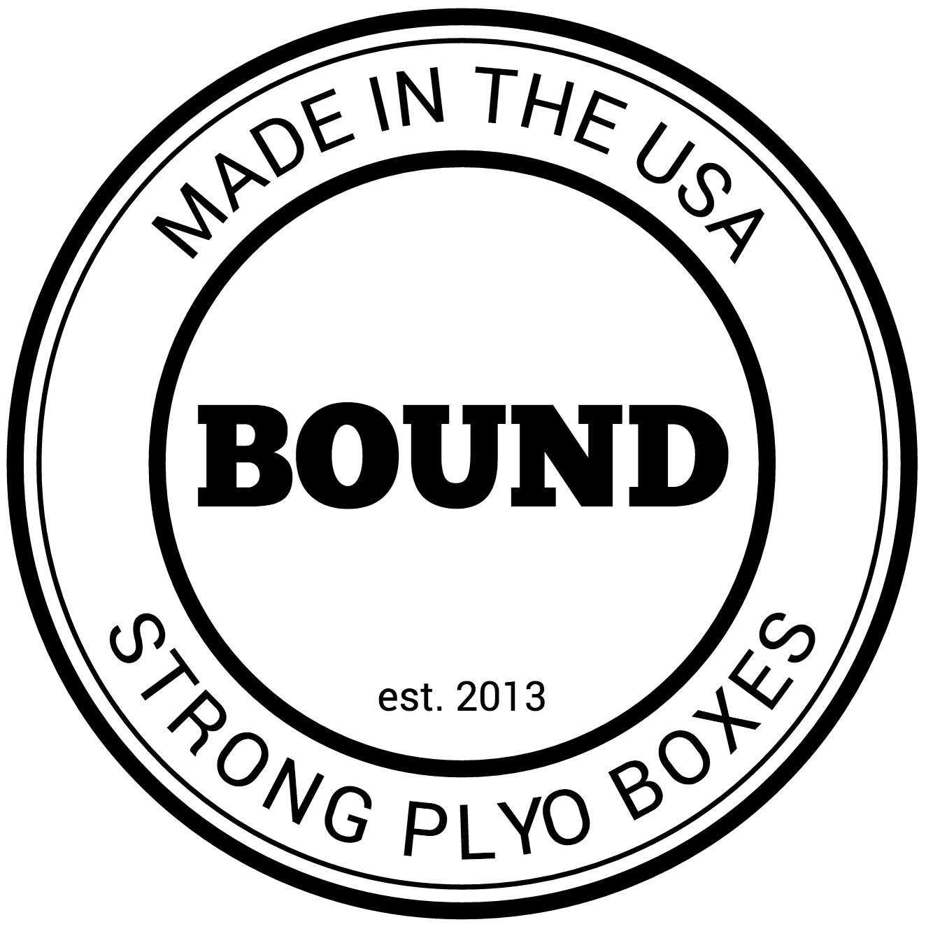 (20/24/30) Bound Plyo Box 3-in-1 Wood Puzzle Plyometric Box - CrossFit Training, MMA, or Plyometric Agility - Jump Box, Plyobox, Plyo Box, Plyometric Box, Plyometrics Box by BOUND Plyo Box (Image #2)