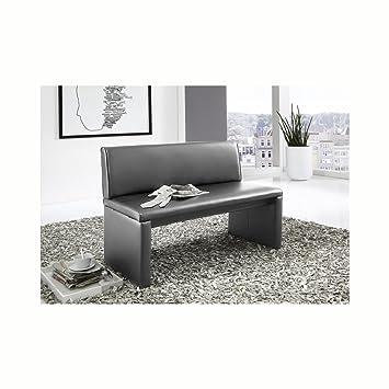 SAM® Esszimmer Sitzbank Family Gibson In Grau, 60 Cm Breite, Sitzbank Mit  Pflegeleichtem