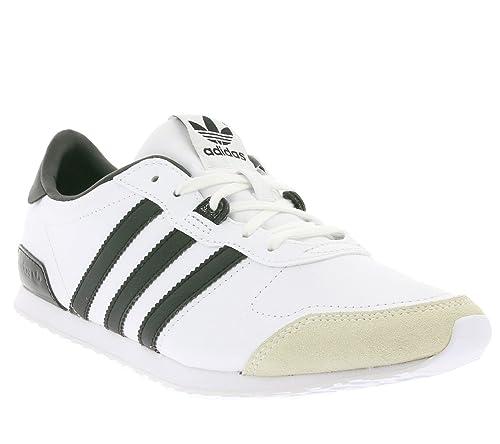 best website 02bd9 14bf2 adidas ZX 700 BE LO W - Zapatillas para Mujer, Color Blanco Negro, Talla  44  Amazon.es  Zapatos y complementos