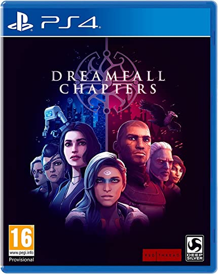 Image result for dreamfall ps4 cover