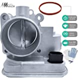 Electronic Throttle Body Assembly 04891735AC - Fuel Injection Throttle Body with IAC TPS - Best Fits Vehicles DODGE…