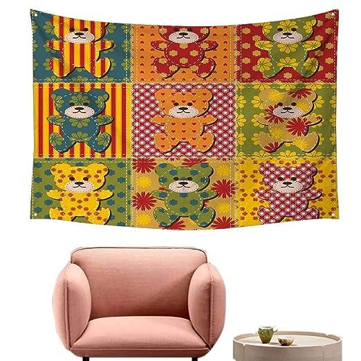 Agoza - Tapiz Decorativo para decoración de Cabina, diseño de ...
