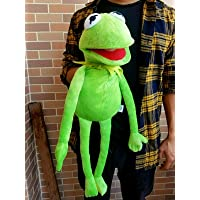 The Muppet Show Large Kermit Frog Puppets Plush Toy Doll Stuffed