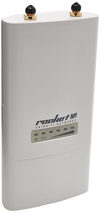 Amazon.com: Ubiquiti rocketm5 5 GHz Hi Power 2 x 2 MIMO TDMA ...