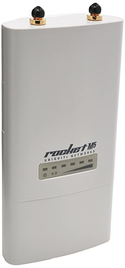 Ubiquiti Networks Rocket M5 5GHz High-Power Base MIMO Station