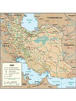 Puzzle Fisico Juegos Mapa De 500 Iran Y esJuguetes Lais PiezasAmazon 4RjLqc5S3A