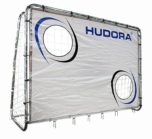 95 opinioni per Hudora 76920 Porta da Calcio con Rete per Allenamento, 213 x 152 x 76 cm