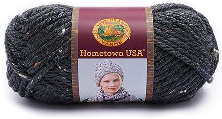 San Francisco Tweed Lion Brand Yarn 135-312 Hometown USA Yarn Pack of 3 skeins