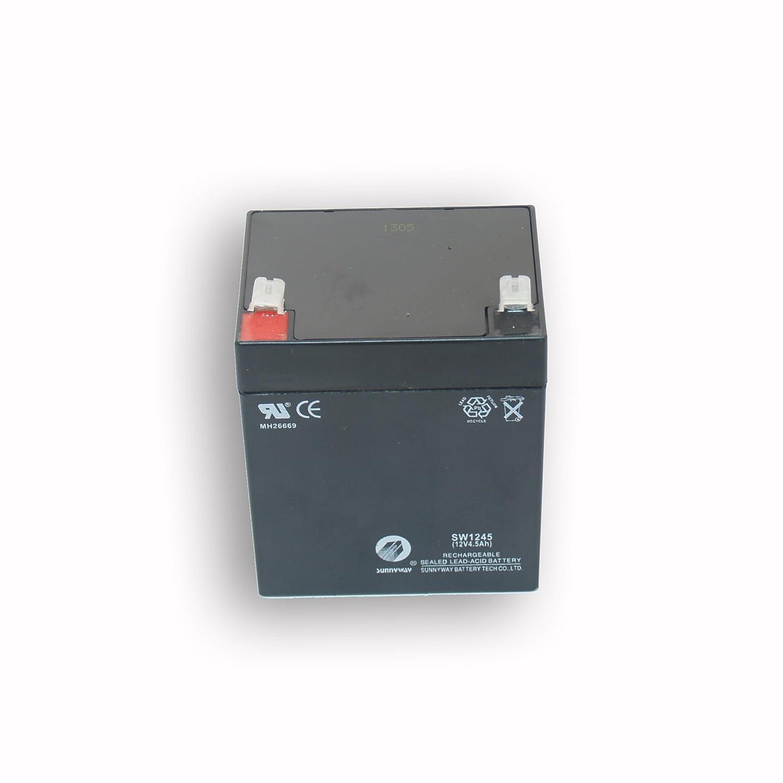 fp-tech fp-bat–Ersatz-Akku 12V 4.5Ah für Elektro Scooter fp-tech