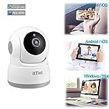 Wireless Security Camera, itTiot 720P HD Indoor