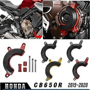 Motorcycle Black Fairing Protection Frame Sliders For Honda CB650R CBR650 19-20