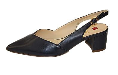consistenza netta pacchetto alla moda e attraente nuovo di zecca HÖGL 5-10-104610 Chanel Pelle Blu Tacco 5CM: Amazon.it: Scarpe e borse