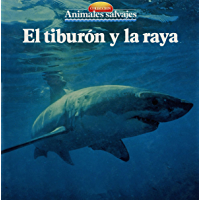 El tiburón y la raya (Spanish Edition) book cover