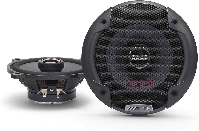 Alpine SPG-13C2 SPG-13C2 Co-Axial 2-Way Speaker Black 13 cm