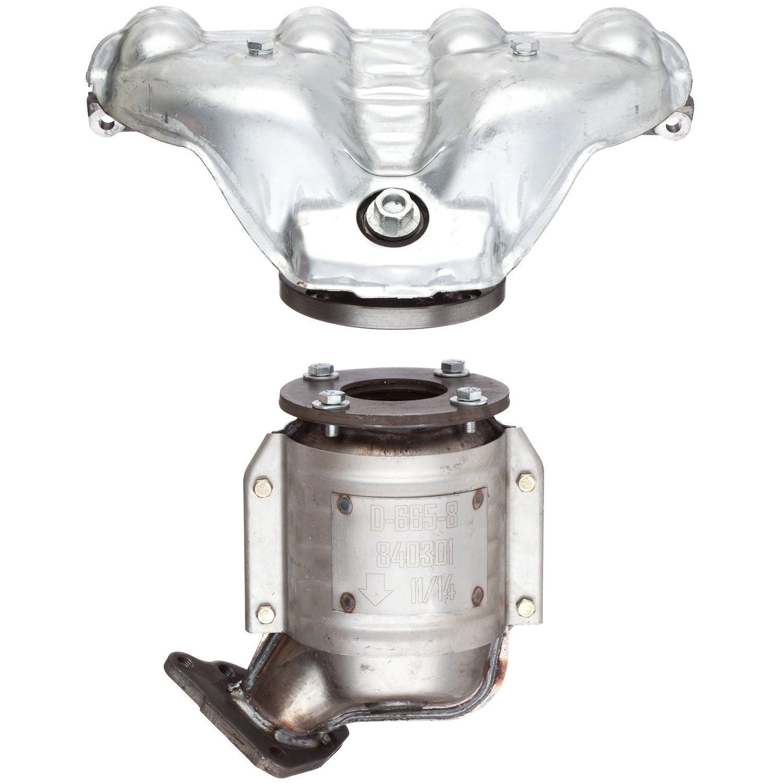 ATP Automotive Graywerks 101322 Exhaust Manifold//Catalytic Converter