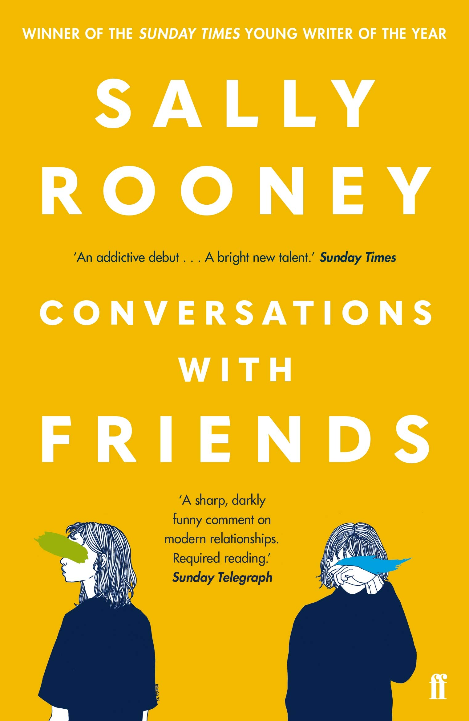 CONVERSATIONS WITH FRIENDS (181 POCHE): ROONEY SALLY: 9780571333134:  Amazon.com: Books